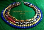 Contemporary Ghanaian Inspired Necklace